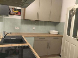 Küchen Arbeitsplatte Montage Einbauten